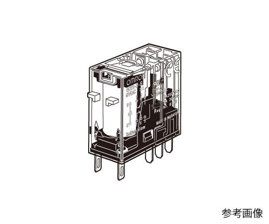 パワーリレー G2R G2R-2-SN DC6