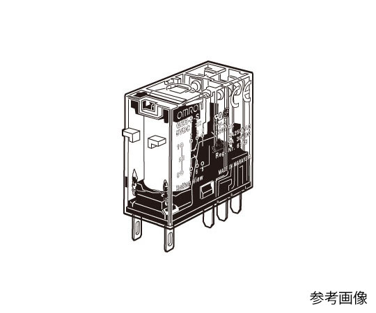 パワーリレー G2R G2R-2-SN-AP3 AC100/(110)