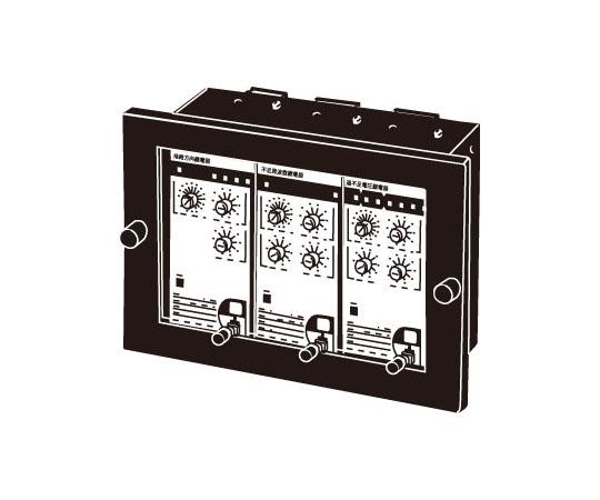 分散型電源対応系統連系用複合継電器(ユニットケース) K2ZC K2ZC-C-N3