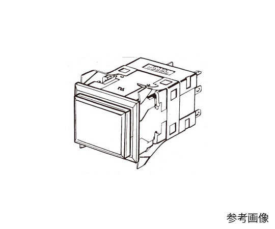 照光押ボタンスイッチ(長方形)(カメレオン)(角胴形) A3P A3PJ-90EG2-24EK