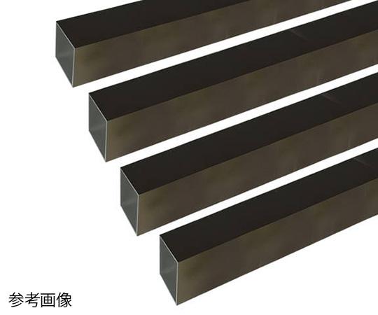 アルミ角パイプ 1m 2.0×50×50mm ブロンズ 4本組