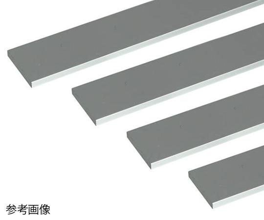 アルミ平棒 1m 6.0×50mm シルバー 4本組