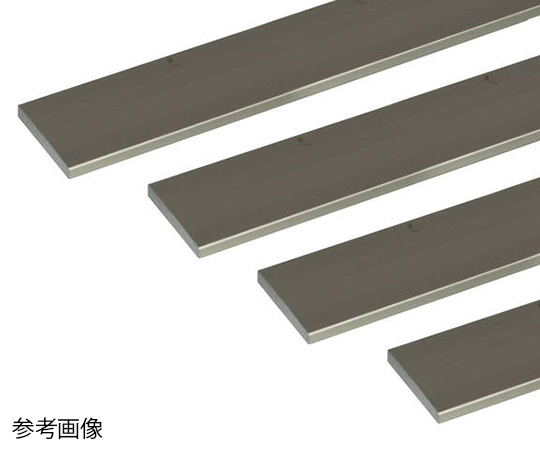 アルミ平棒 1m 1.5×50mm ステンカラー 4本組