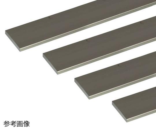 アルミ平棒 1m 5.0×50mm ステンカラー 4本組