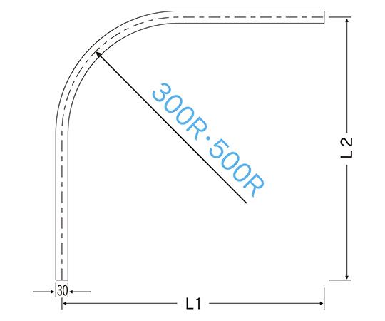 OS中型機能レール(アルミ製・片開き30kg・両開き60kgタイプ)