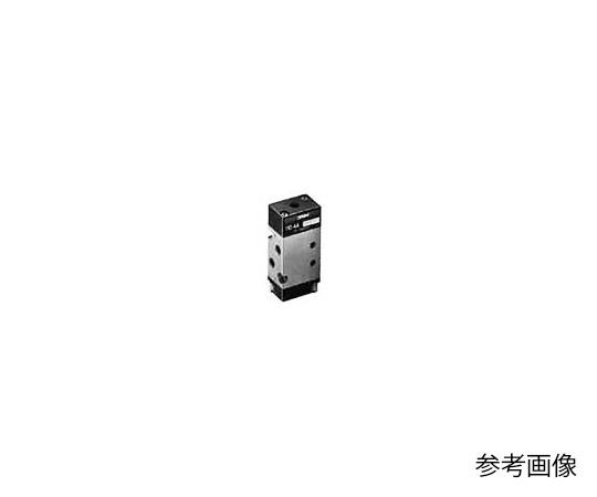 空気作動弁110-4Aシリーズ 110-4E1-83-PSL-3L/DC24V