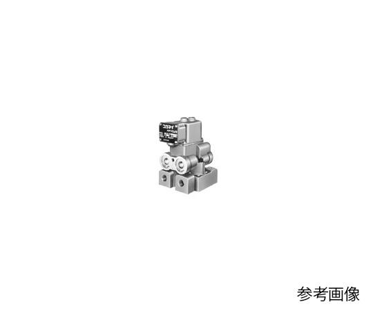 電磁弁丸形3ポジション253、503、753シリーズ 253-4E2-81/AC100V
