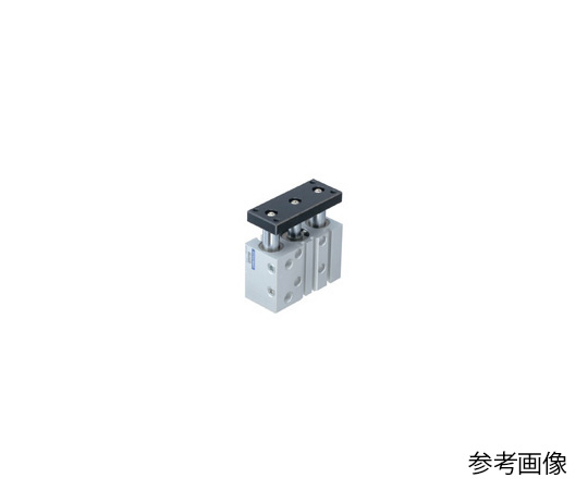 ガイド付ジグシリンダ SGDAY25X75-ZE102B2