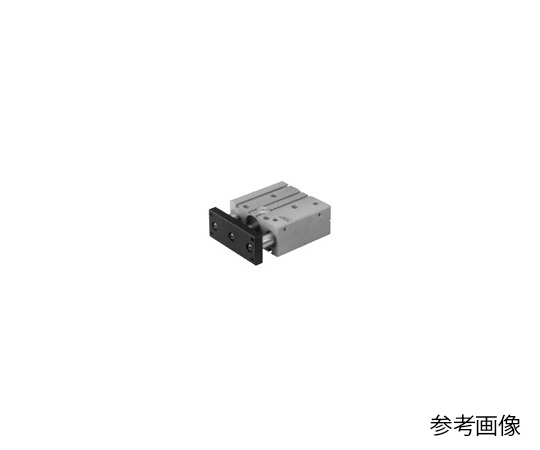 ガイド付ジグシリンダ SGDAK25X125-HL