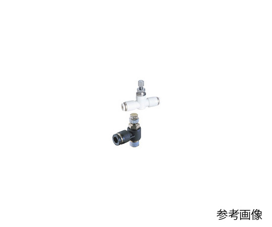 クイック継手付スピードコントローラ 低速制御タイプ SCC8-01-A