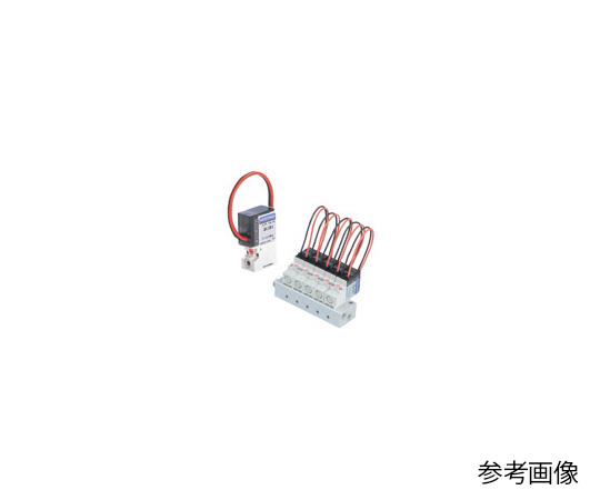 電磁弁G010シリーズ(2、3ポート用) G010HE1-11-21-PS/DC24V