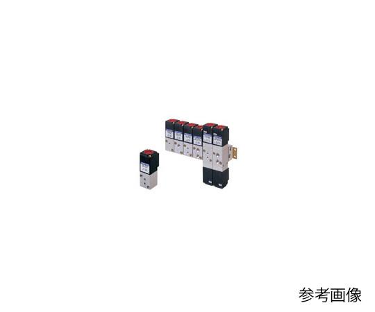 電磁弁050シリーズ 050-4E1-01-21/DC24V