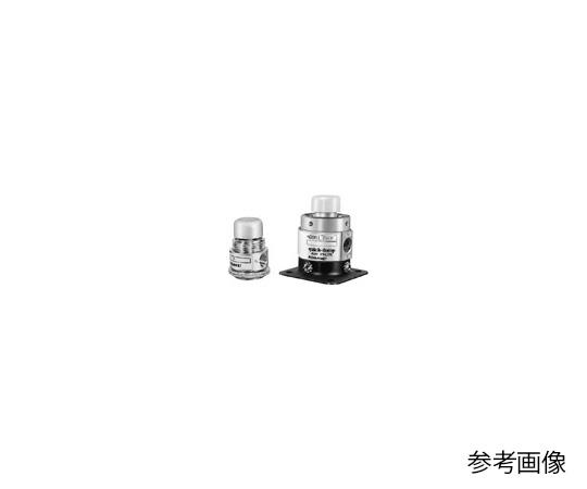手動機械弁(押ボタン形)125・250・2503シリーズ 125HO-2