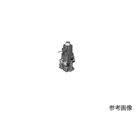 電磁弁丸形254シリーズ 254-4E1-03-81/DC24V