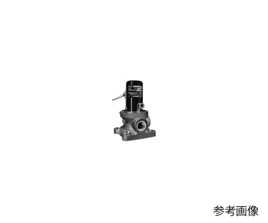 真空丸形電磁弁VA500シリーズ VA500AE1-T/AC100V