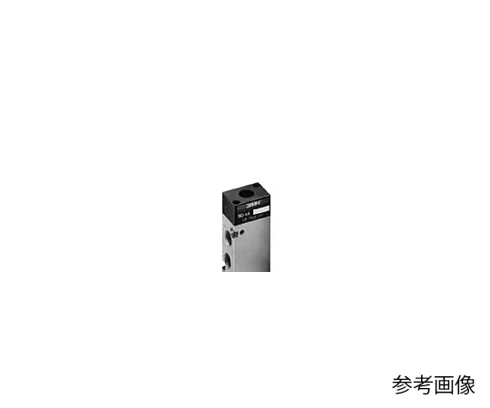 空気作動弁180-4Aシリーズ 181E1-2-PSLN/DC24V