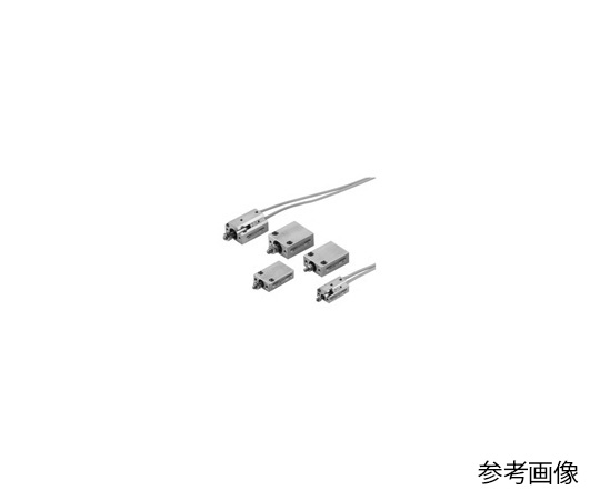 ミニビットシリンダシリーズ MBDAS8X4-R-ZE155B2
