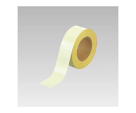 863-22 蓄光ユニテープ うすい黄緑