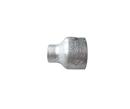異径ソケット 白(10A×6A、3/8B×1/8B) シロRS-10AX6A
