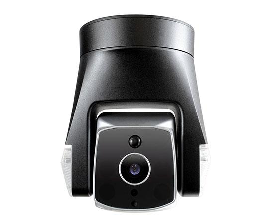 屋外型360°自動追尾防犯カメラ「ATOM AR3s」