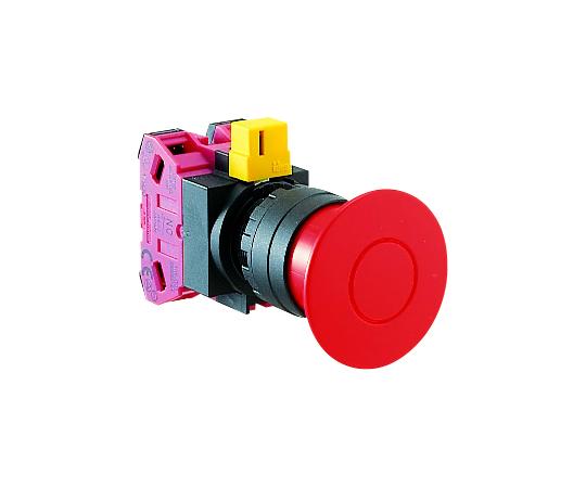 非常停止用押ボタンスイッチ 2b 赤 HW1B-V402R