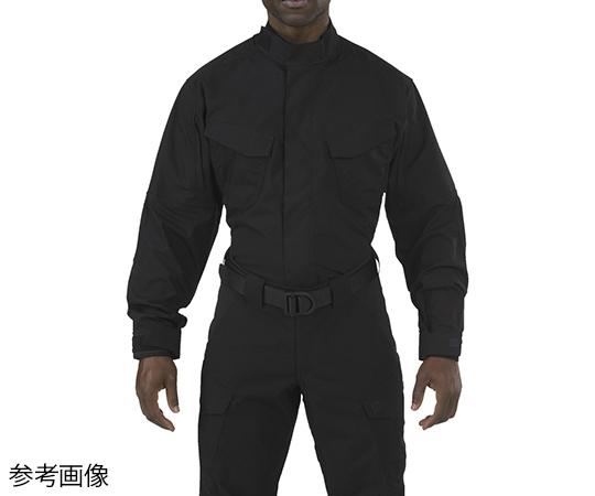 ストライク TDU LSシャツ ブラック 72416019シリーズ