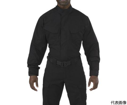ストライク TDU 長袖シャツ ブラック S 72416-019-S