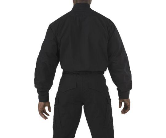 ストライク TDU 長袖シャツ ブラック XS 72416-019-XS