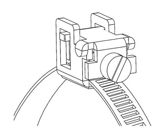 マルチバンド 11mm幅 30m SUS304 1本 MB1802