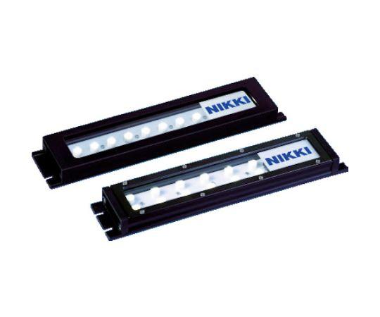 防水型LEDフラット型ライト 15W DC24V NLE20CN-DC