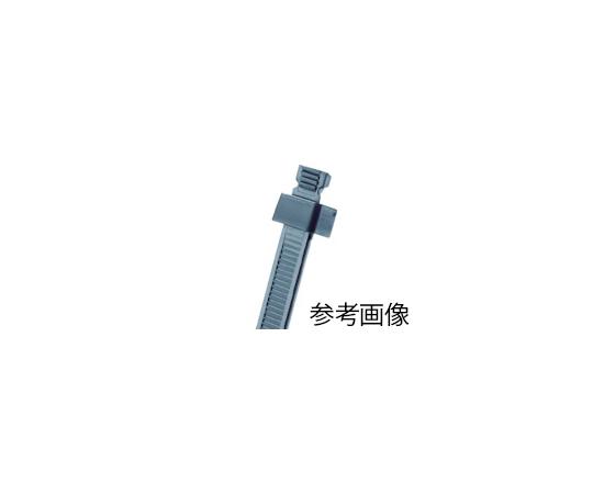 スタストラップ ナイロン結束バンド 耐候性黒 (100本入) SST4SC0