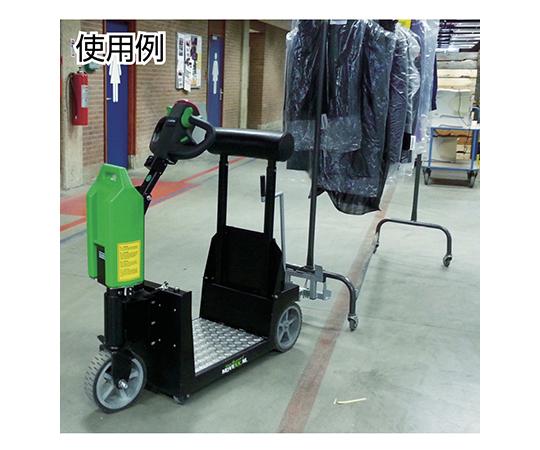 コンパクト充電式牽引車 T-1000プラットフォーム(庫内用)