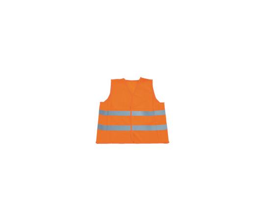 JIS T 8127適合安全ベスト 蛍光オレンジ