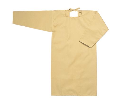 テクノーラ 耐熱袖付きエプロン