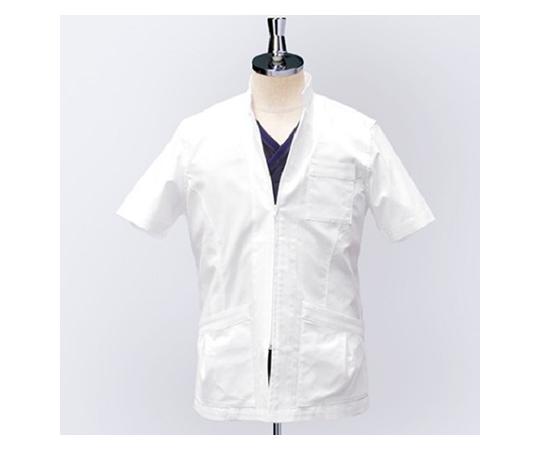 [取扱停止]半袖ジップアップケーシー(播州織素材使用) G24-81001シリーズ