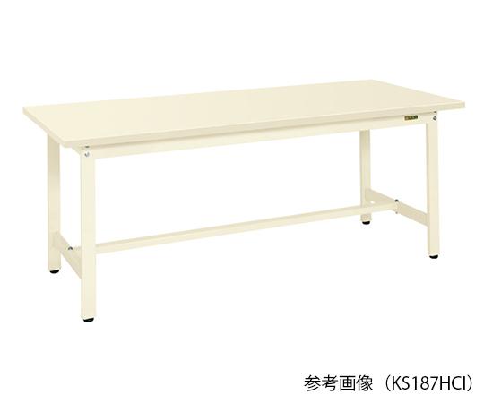 軽量作業台・KSタイプ (スチールカブセ天板)