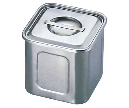 深型角キッチンポット 8cm AEK1301