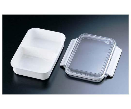 [取扱停止]食洗機対応保存容器 タイトボックス PCL-5S(仕切付) PCL-5S