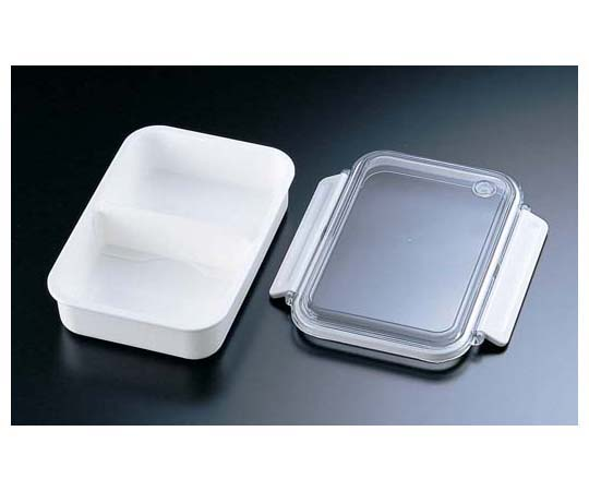 食洗機対応保存容器 タイトボックス PCL-1S(仕切付) RTI4503