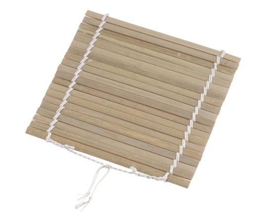 竹製 数珠つなぎ鬼スダレ 24cm BSD06024