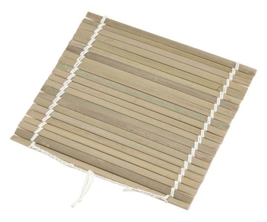 竹製 数珠つなぎ鬼スダレ 27cm BSD06027