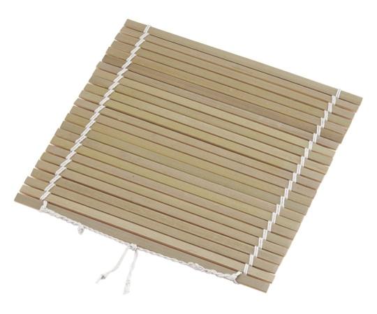 竹製 数珠つなぎ鬼スダレ 30cm BSD06030