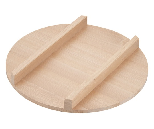 木製 飯台用蓋(サワラ材) 51cm用 BHV03051