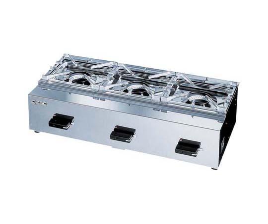 ガステーブルコンロ OZK3Ⅲ 都市ガス DTC3802