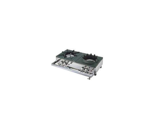 ガステーブルコンロ用兼用レンジ S-2228 LPガス DKV2801