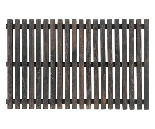 木製すのこ PW-3860 黒
