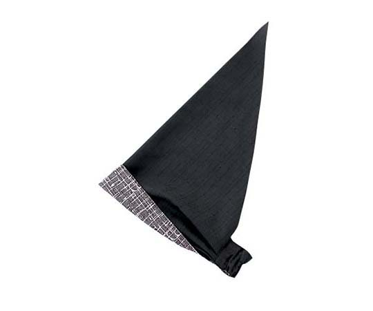 リバーシブル バンダナ帽 JA-5253 (消炭色)