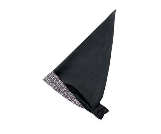 リバーシブル バンダナ帽 (消炭色) JA-5253