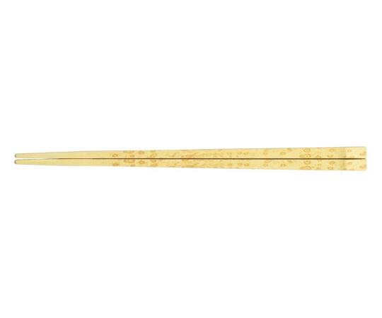 [取扱停止]PBT竹節箸(10膳入) ゴマ竹 90030100 RHSH302