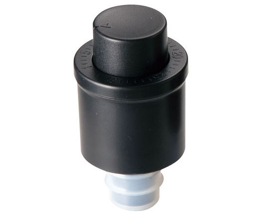バキューム ワインストッパー 中 ブラック PBK1901